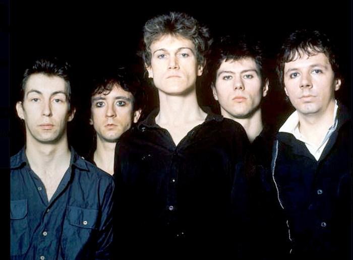 Ultravox - live in Boston - 1979