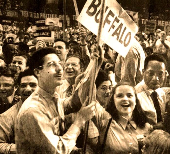 Politics USA - 1956