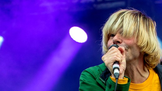 The Charlatans' Tim Burgess - Glasto 2019
