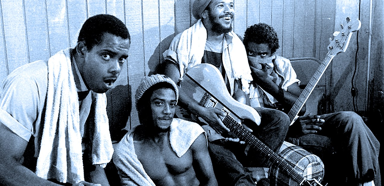 Bad Brains - Amsterdam Paradiso - May 28, 1987