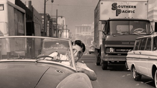 Smog in L.A. - 1966