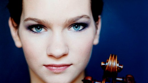 Hilary Hahn In Concert From Paris - 2011