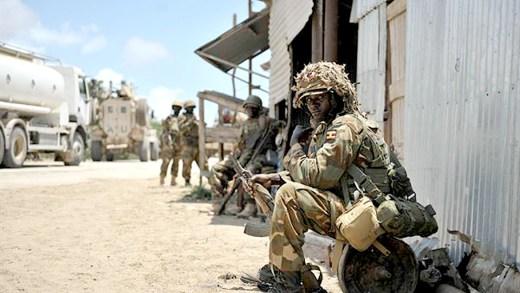 Mogadishu - August 1993