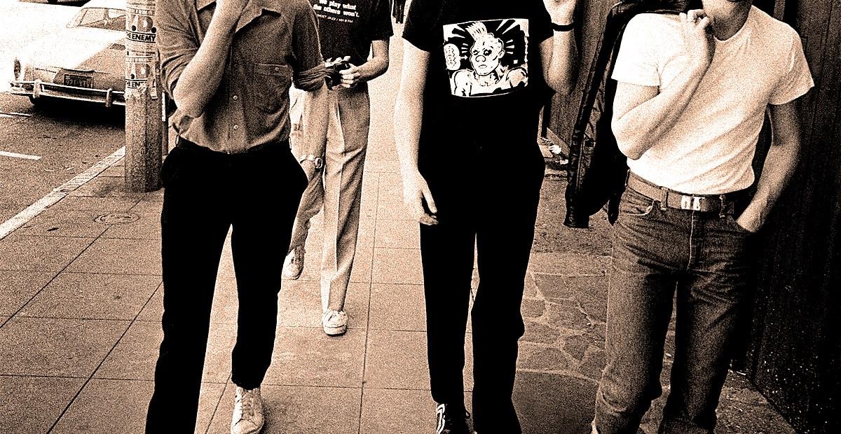 XTC On Sunset Boulevard - 1980