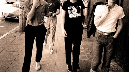 XTC On Sunset Boulevard - 1980