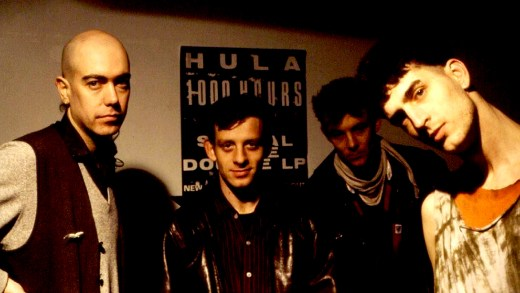 Hula - in session for John Peel - 1985