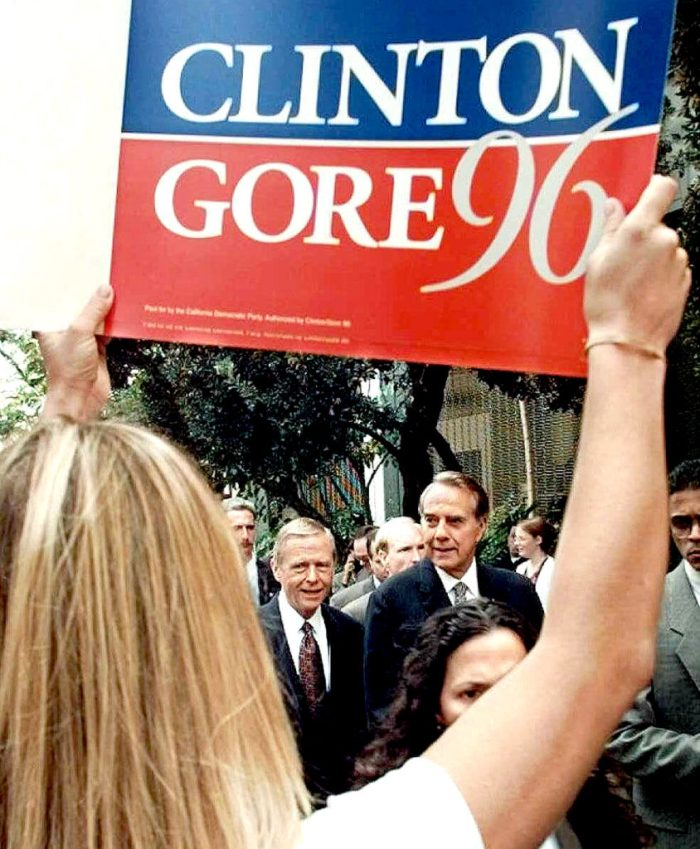 Campaign '96 - final days