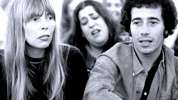 David Geffen - Joni Mitchell