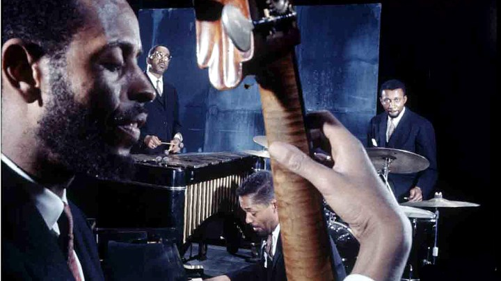 Modern Jazz Quartet - Live In Nice, France (Gjon Mili Photo)
