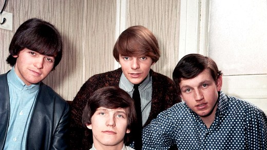 Wayne Fontana And The Minbenders - NME Poll Winners 1965