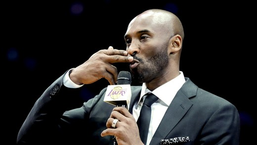 Kobe Bryant (1978-2020) – A Few Words.
