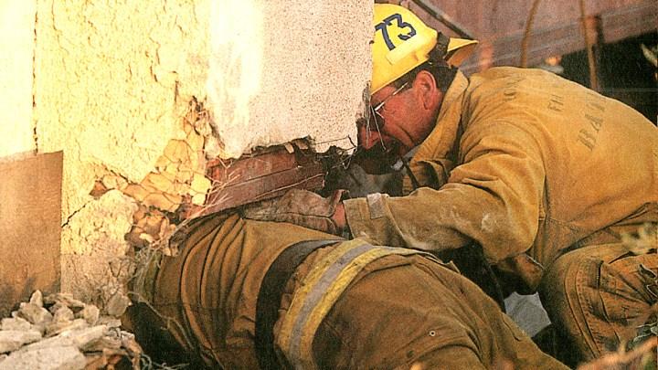 Northridge Earthquake - 1994