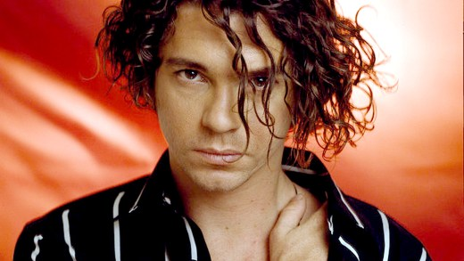 Miicheal Hutchence of INXS (photo: Getty Images)