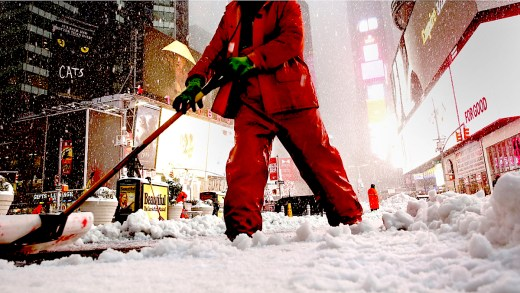 February 26, 1999 – The Great Blizzard Of '99 – White House Gives Kudos To Mexico – The Economy Is Humming.
