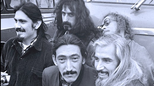 Mothers Of Invention – Live In Paris – 1968 – Past Daily Soundbooth