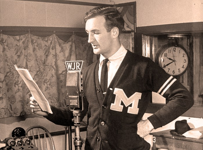 Tom Harmon at WJR