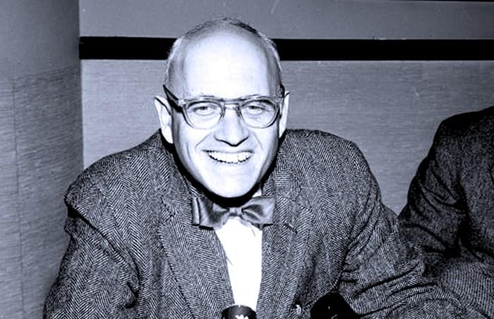 Sen. Richard Neuberger (D-Oregon)