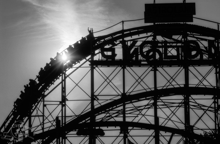 Coney Island - Photo: Peter Bennett