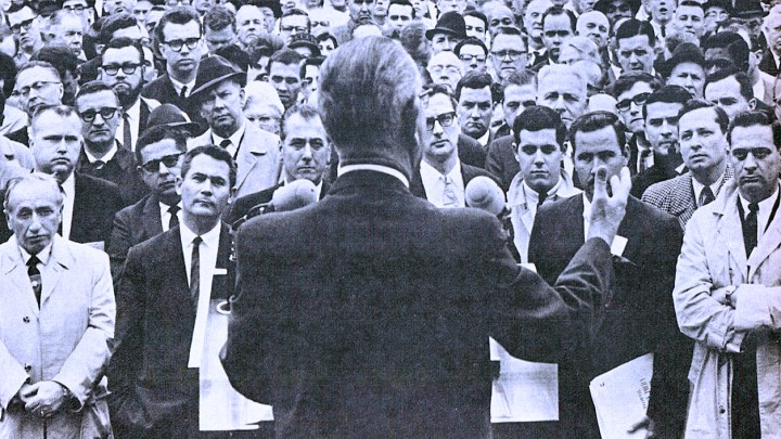 LBJ Press Conference - April 1964