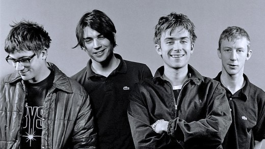 Blur - live at Glastonbury - 1994