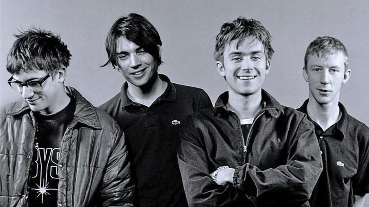 Blur - live at Glastonbury - 1994