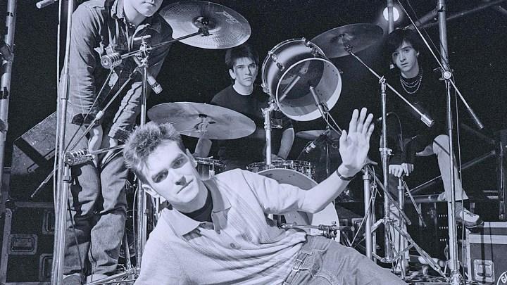 The Smiths (photo: Mirrorpix) - 1983