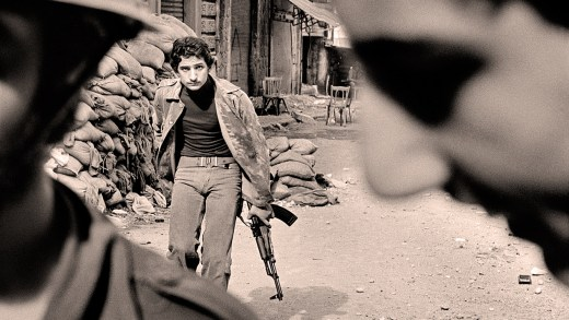July 6, 1978 – The Streets Of Beirut – Civil War In Lebanon – Middle East Peace Negotiations