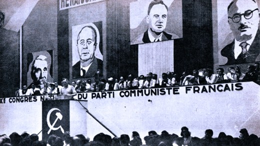 July 7, 1947 – Moscow Looks At France's Big Turn To The Right  – Wage Demands And Strikes – Postwar Uneasiness.