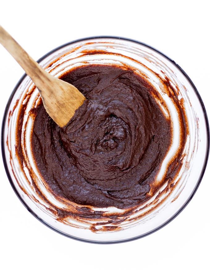 Sweet Potato Chocolate Frosting