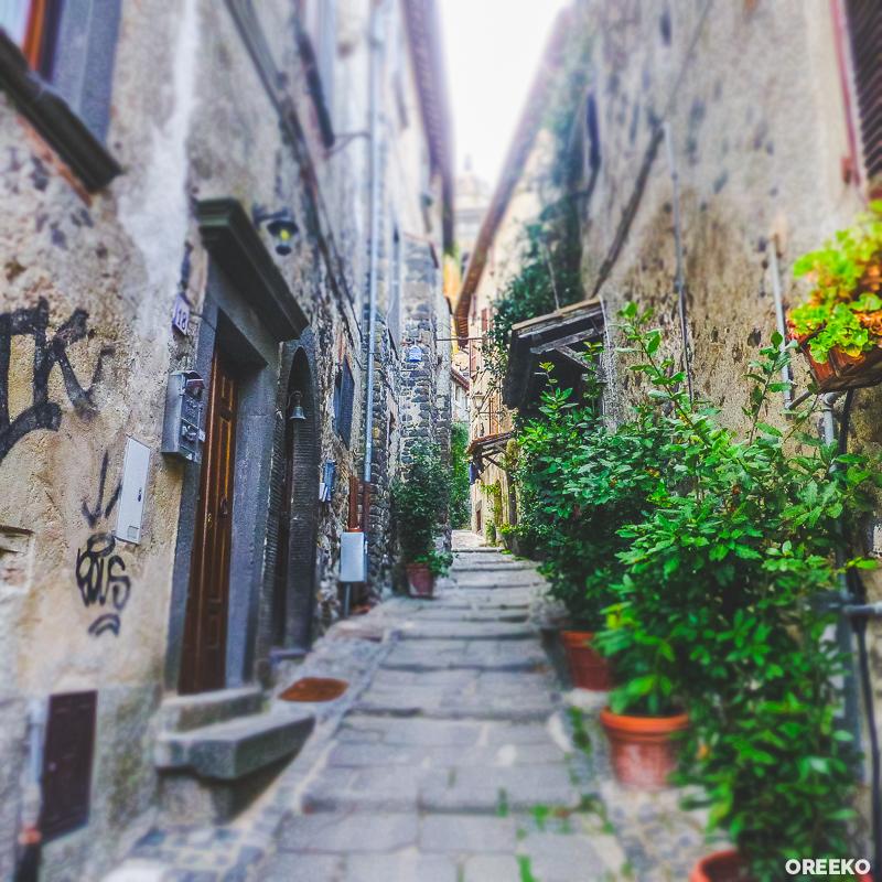 Bracciano, Lazio Italy via oreeko