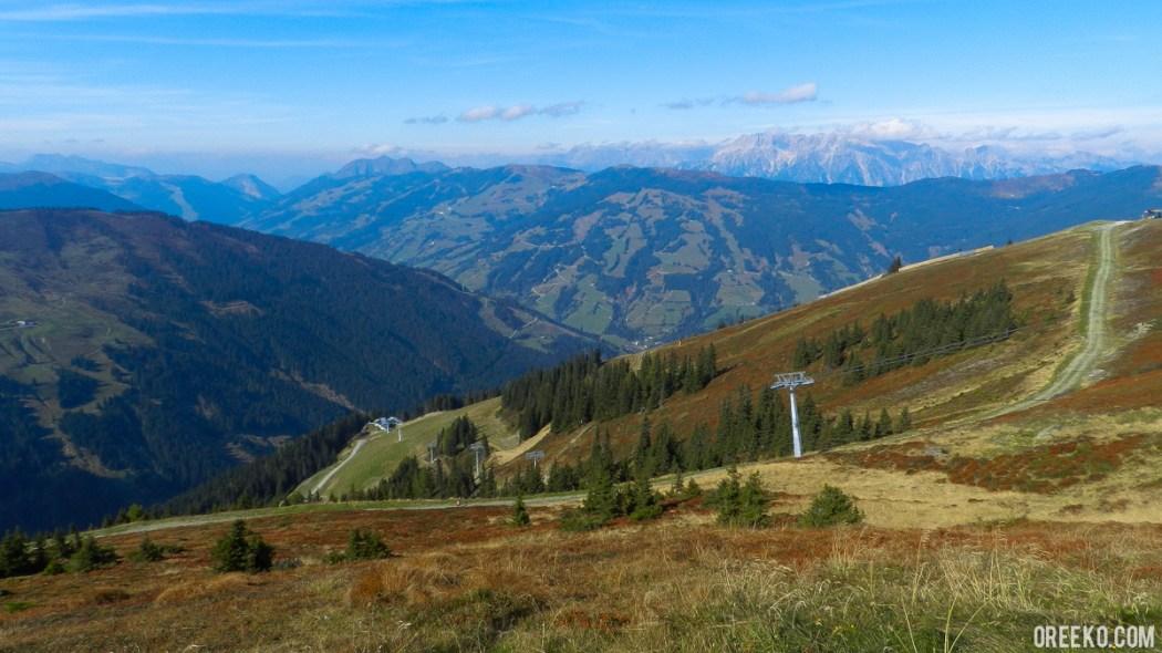 Hinking On the Schmittenhöhe Mountains, Austria (11 of 13)