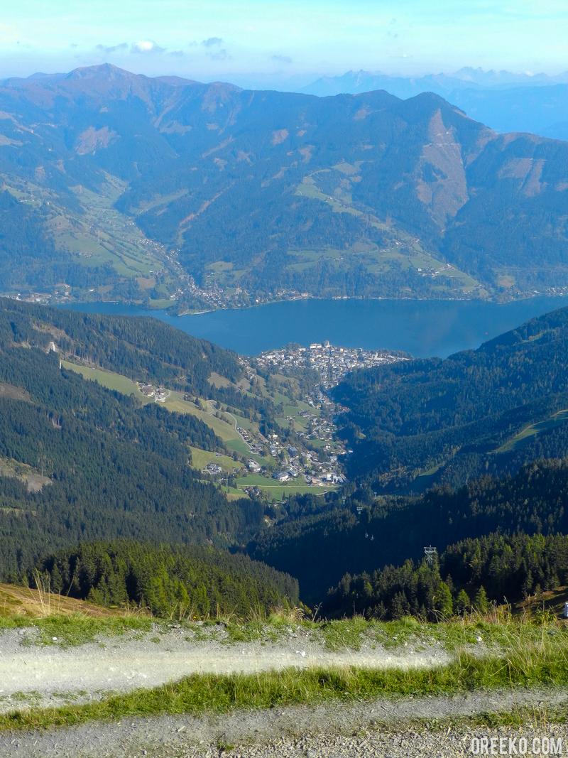 Hinking On the Schmittenhöhe Mountains, Austria (4 of 13)