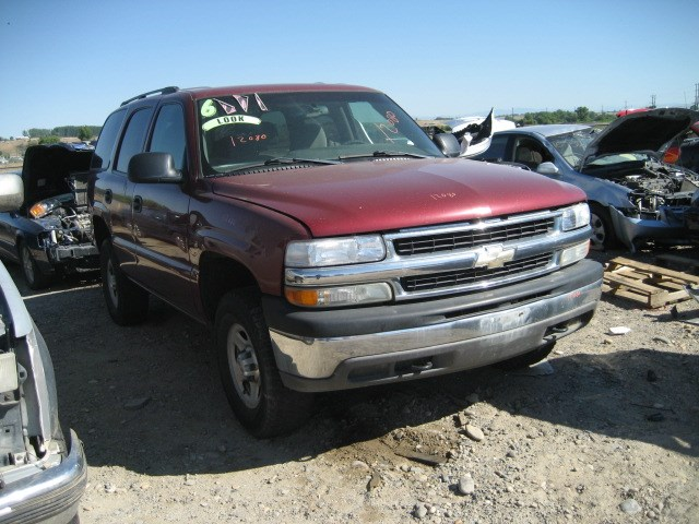 2004 Chevy Tahoe Ecm Location
