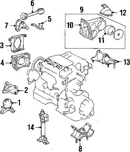 2002 Toyota Sienna Transmission Diagrams : 40 Wiring