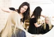 open successful hair salon