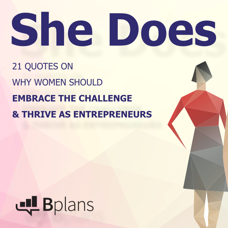 21 quotes from women entrepreneurs
