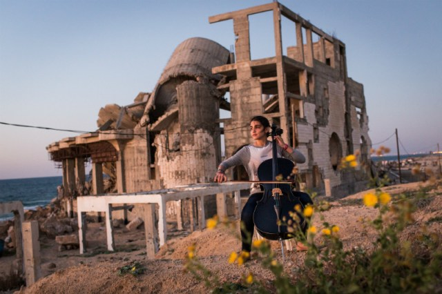 """A still from """"Gaza,"""" one of the documentary films that premiered at Sundance in 2019."""