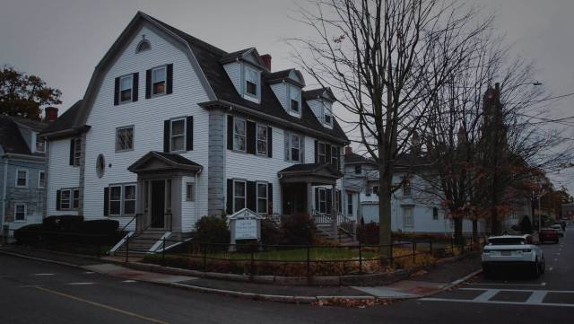 A historic building in Gloucester, Massachusetts