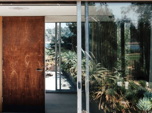 The VDL House in Los Angeles, CA
