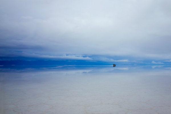 The Salar de Uyuni, an unexpected destination in the spring.