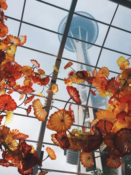 chihuly glass and garden seattle an alternative summer destination