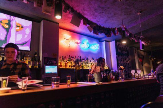 Bar in Krakow