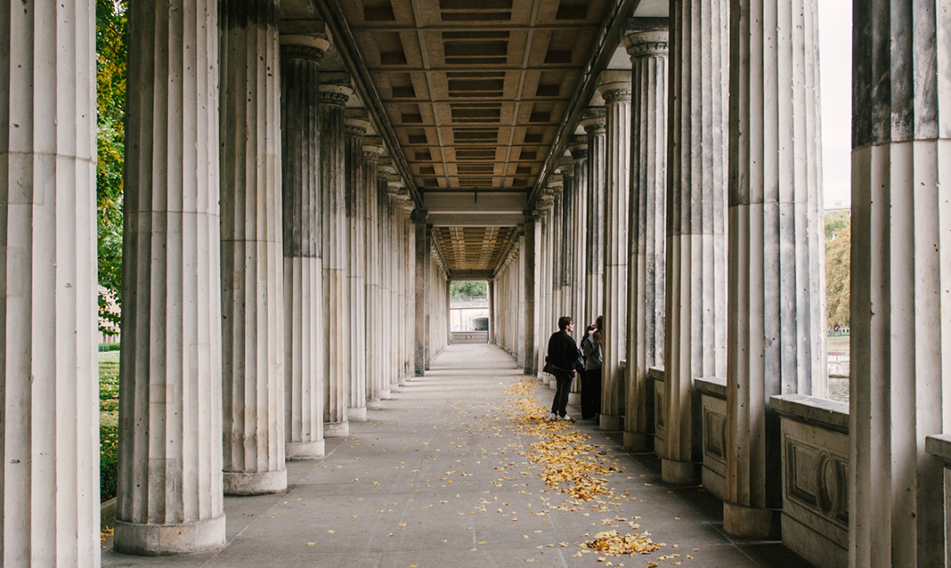 Museum Island on our Instagram guide to Berlin