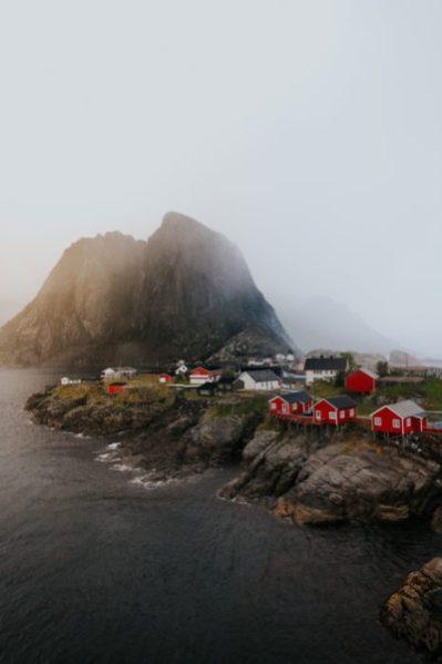 Lofoten, Norway by Sruthi Ramesh