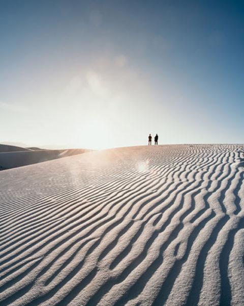 White Sands National Monument - Sruthi Ramesh Instagram Spotlight
