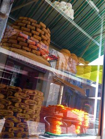 Cakes in Arles.