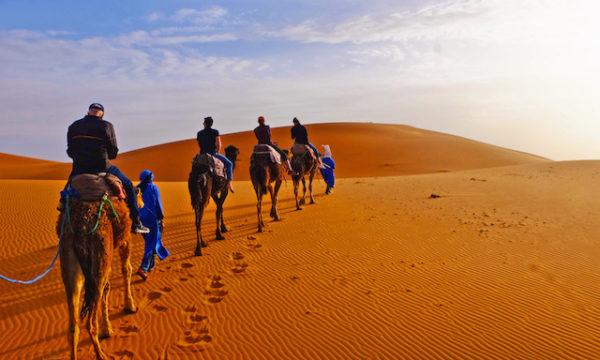 moroccan colors sahara