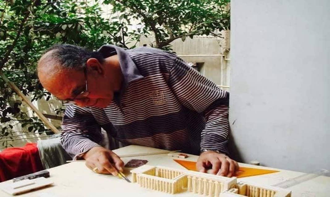 egyptian archaeology rachid migalla