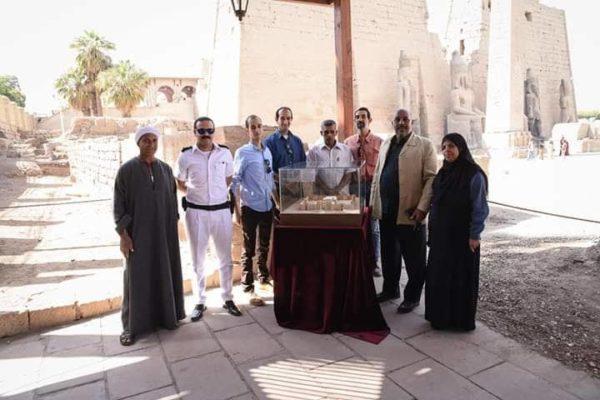 archaeology in egypt joe migalla