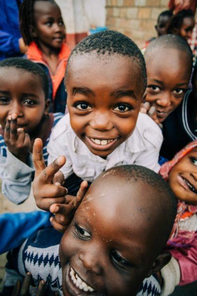 kenyan children bennet tobais